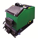 06652795 Kocioł załadunku ręcznego 50kW z czujnikiem temperatury spalin oraz sterownikiem (paliwo: węgiel, drewno, miał)