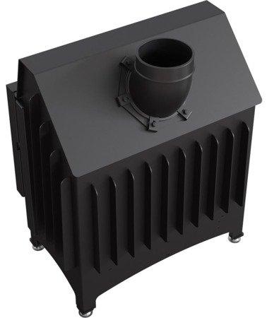DOSTAWA GRATIS! 30040935 Wkład kominkowy 11kW Zibi BS (lewa boczna szyba bez szprosa) - spełnia anty-smogowy EkoProjekt