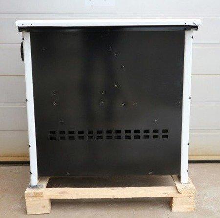 POMA Kuchnia, angielka 7,5kW MBS Triend, bez płaszcza wodnego (spaliny: prawy, kolor: biały) - spełnia anty-smogowy EkoProjekt 88870279