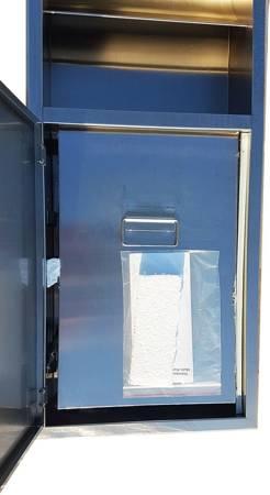 SZANI 3w1= Suszarka do rąk + Podajnik ręczników papierowych + Śmietnik 44378408