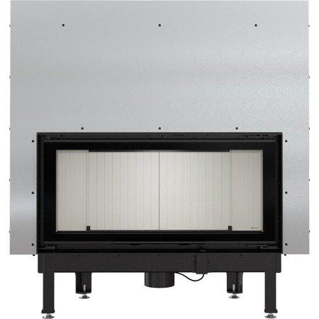 Wkład kominkowy 14kW Nadia Gilotyna (szyba prosta, drzwi podnoszone do góry) - spełnia anty-smogowy EkoProjekt 30046763
